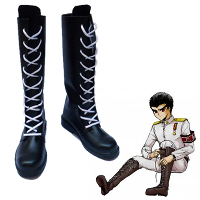 Danganronpa: Trigger Happy Havoc Kiyotaka Ishimaru Cosplay Shoes