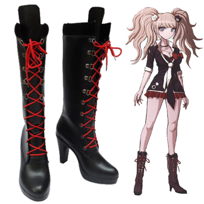 Danganronpa: Trigger Happy Havoc Enoshima Junko Cosplay Shoes UK