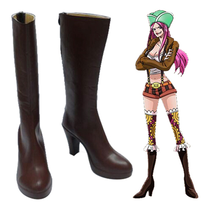 One Piece Jewelry Bonney Faschings Stiefel Cosplay Schuhe