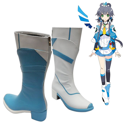 VOCALOID3 Luo Tianyi Cosplay Shoes