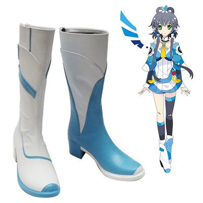 Vocaloid Luo Tianyi Cosplay Shoes