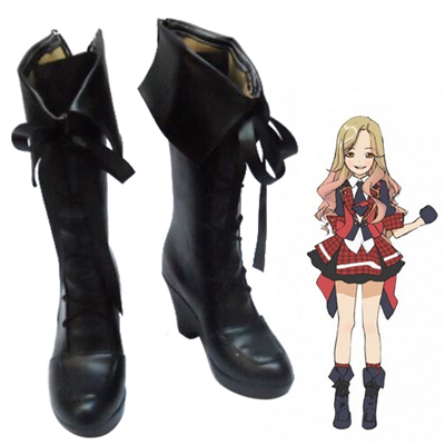 AKB0048 Kojima Haruna Kashiwagi Yuki Itano Tomomi Cosplay Sko Karneval Støvler