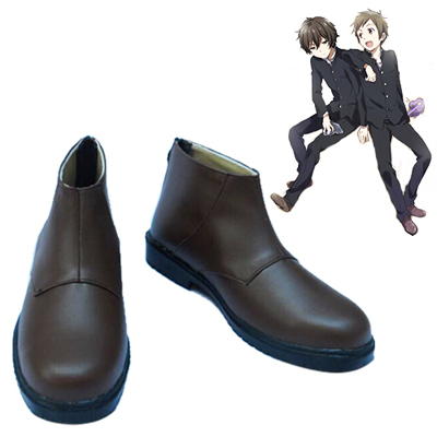 Hyōka Oreki Houtarou Cosplay Shoes UK