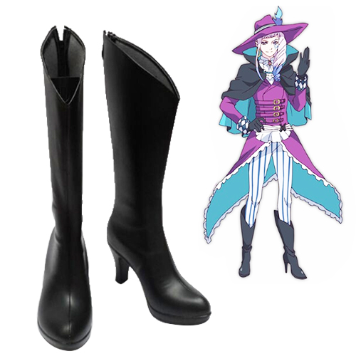 Devils and Realist Gilles de Rais Cosplay Shoes NZ