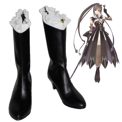 Shining Blade Sakuya Cosplay Shoes