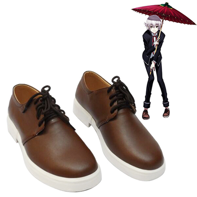 K Isana Yashiro Cosplay Shoes UK