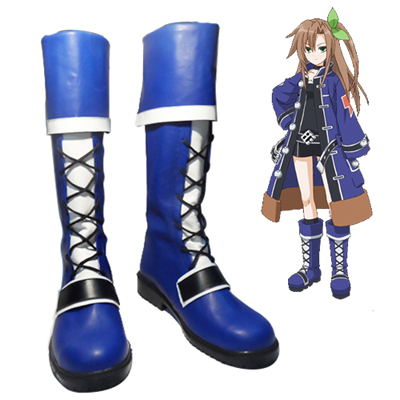 Choujigen Game Neptune Project Next E IF Idea Factory Cosplay Shoes UK