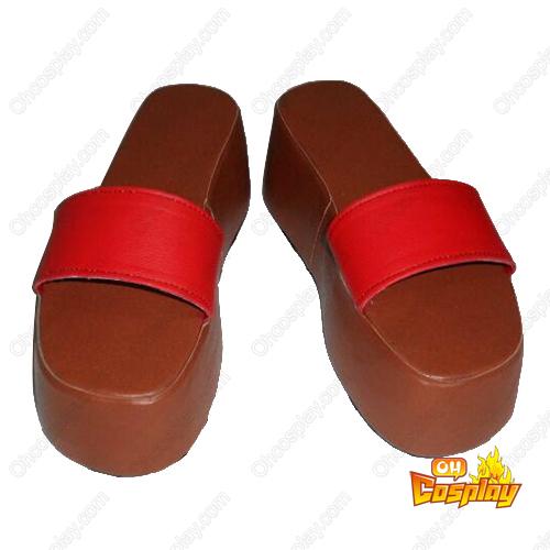 Shaman King Anna Kyoyama Cosplay Shoes NZ