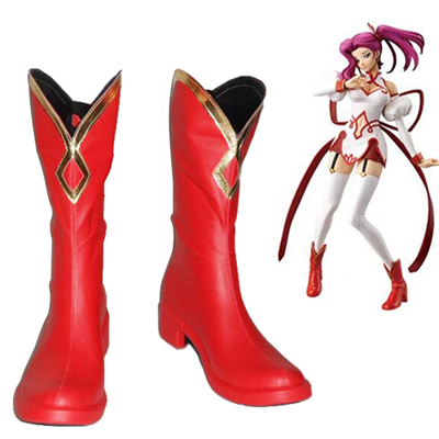 Code Geass Schneizel el Britannia Cosplay Shoes