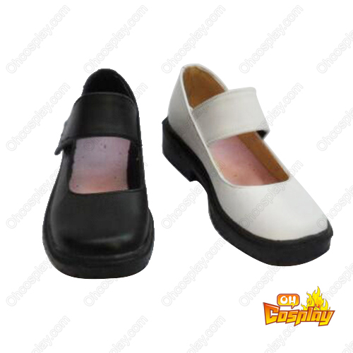 Danganronpa: Trigger Happy Havoc Monokuma Personification Chaussures Carnaval Cosplay