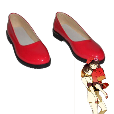 Axis Powers Hetalia China Wang Yao Carnaval Schoenen