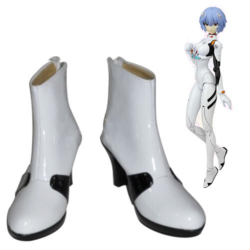 Neon Genesis Evangelion EVA Ayanami Rei Sapatos Carnaval