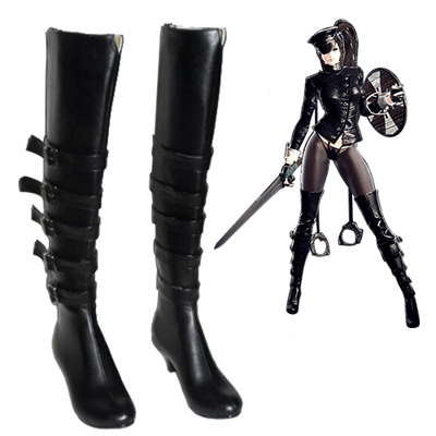 Vindictus Succubus Cosplay Shoes UK