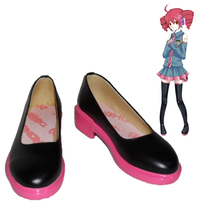 Vocaloid Nendoro Teto Cosplay Shoes