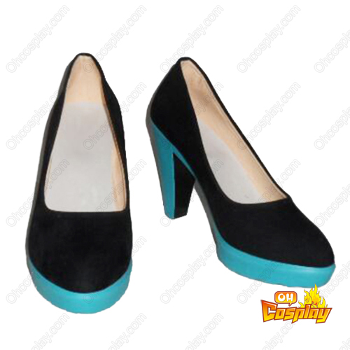 Vocaloid Hatsune Miku Cosplay Shoes