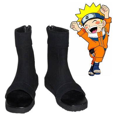 Naruto Uzumaki Naruto Uchiha Sasuke Cosplay Shoes UK