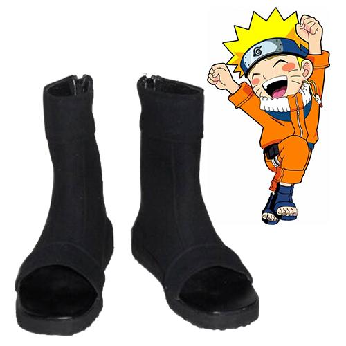 Naruto Uzumaki Naruto Uchiha Sasuke Cosplay Laarzen