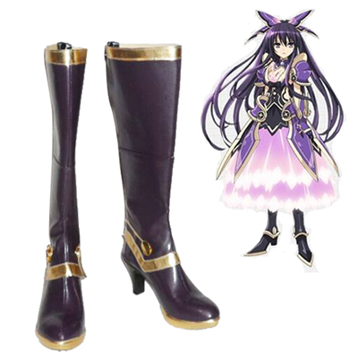 Date A Live Yatogami Tohka Cosplay Shoes NZ