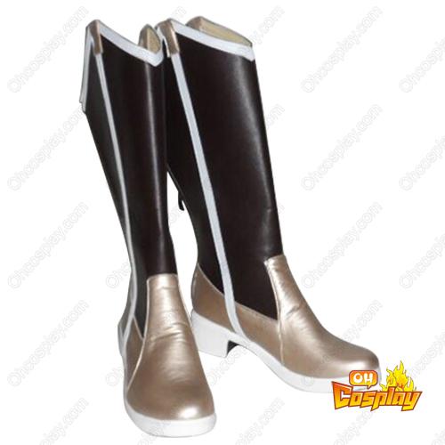 Puella Magi Madoka Magica Tomoe Mami Cosplay Shoes NZ