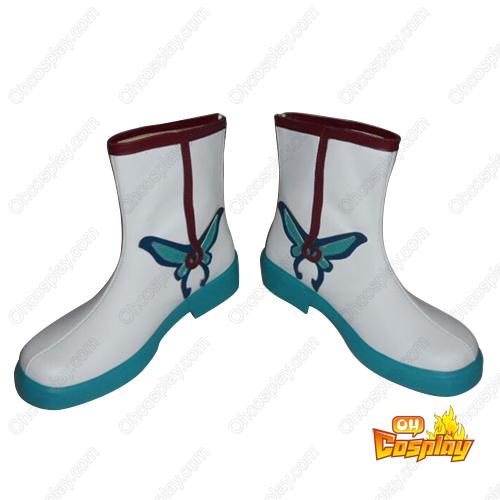 Hozuki\'s Coolheadedness Hakutaku Faschings Stiefel Cosplay Schuhe