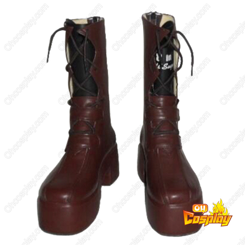 Unbreakable Machine-Doll Yaya Cosplay Boots NZ