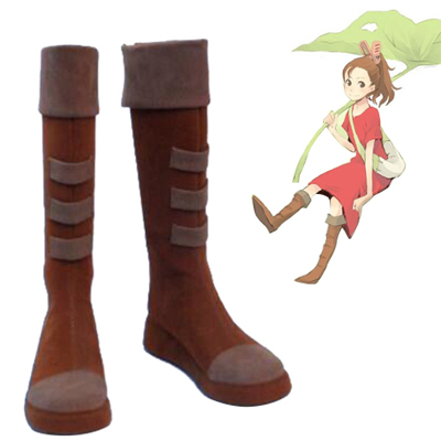 Zapatos The Borrower Arrietty Arrietty Cosplay Botas