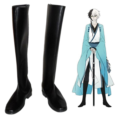 Vocaloid Yuezheng Longya Yan Sheng Cosplay Shoes