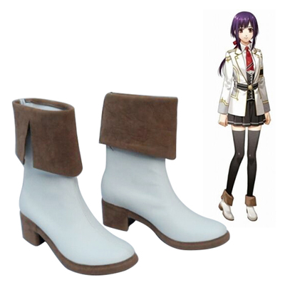 Kamigami no Asobi Yui Kusanagi Cosplay Shoes UK