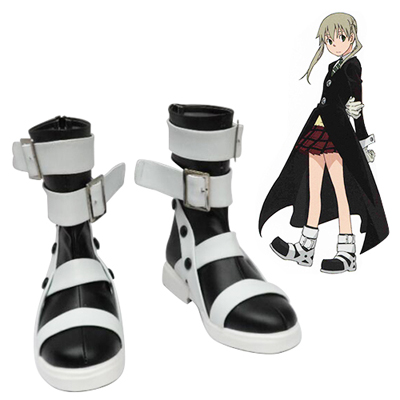 Soul Eater Maka Albarn Cosplay Shoes UK