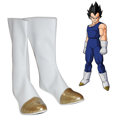 Dragon Ball Z Vegeta Cosplay Sko Karneval Støvler