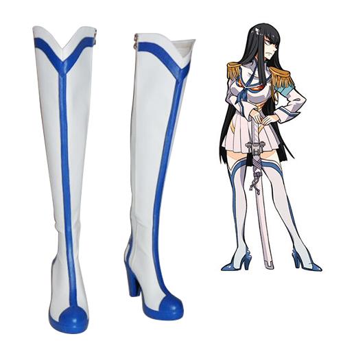 Kill la Kill Satsuki Kiryuin Chaussures Carnaval Cosplay