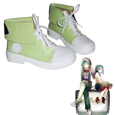 Kagerou Project Kido Faschings Stiefel Cosplay Schuhe