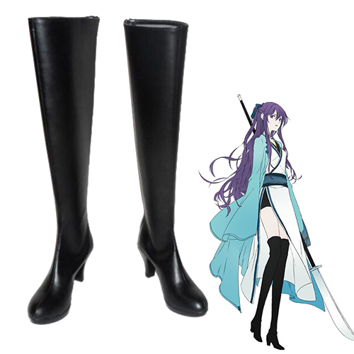 Vocaloid Mo qingxian Cosplay Shoes