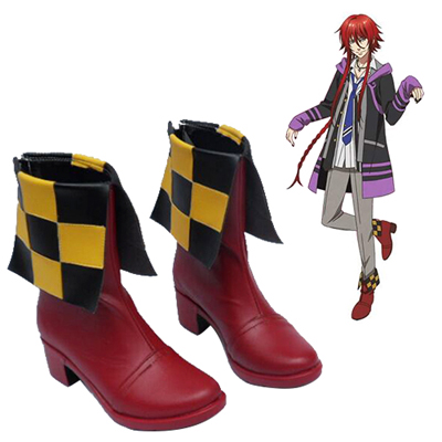 Kamigami no Asobi Loki·Laevatein Cosplay Shoes UK