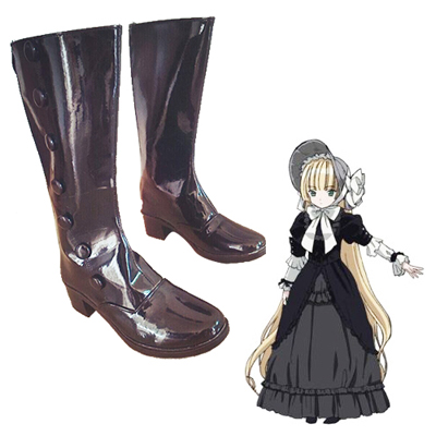 Gosick Victorique De Blois Cosplay Shoes