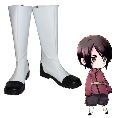 Axis Powers Hetalia Hong Kong HoraceWong Sapatos Carnaval
