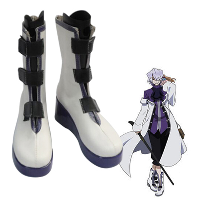 Pandora Hearts Xerxes Break Cosplay Stivali Carnevale
