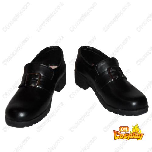 Black Butler Ciel Phantomhive Zwart Cosplay Laarzen