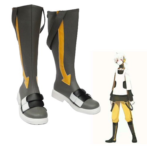 Kagerou Project Konoha Faschings Stiefel Cosplay Schuhe