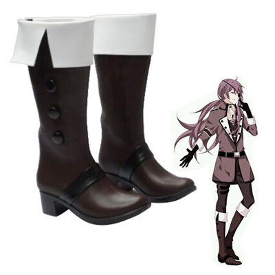 Vocaloid Deadline Circus Gakupo Kagamine Len Faschings Stiefel Cosplay Schuhe