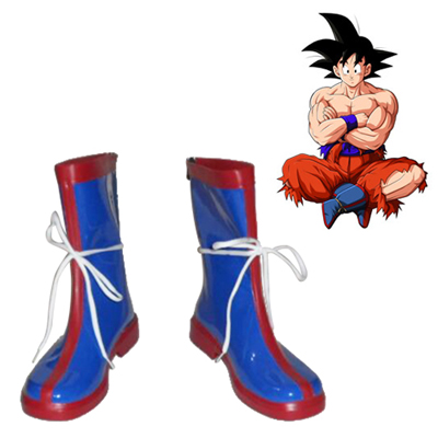 Dragon Ball Z Son Goku Kakarotto Chaussures Carnaval Cosplay