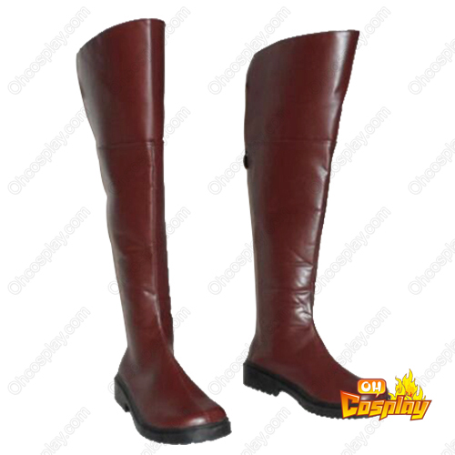 Attack on Titan Eren Jaeger Sapatos Carnaval
