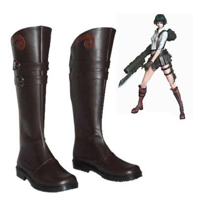 Devil May Cry Vergil Cosplay Shoes UK