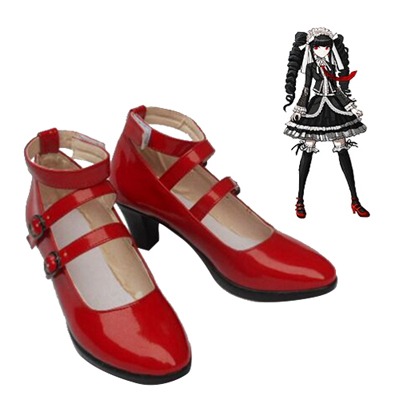 Danganronpa: Trigger Happy Havoc Celestia·Ludenbeck Cosplay Shoes UK