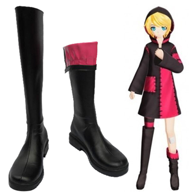 Vocaloid Project DIVA F Tokyo Teddy Bear Kagamine Rin Cosplay Shoes