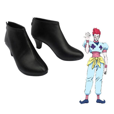 Hunter × Hunter Hisoka Faschings Stiefel Cosplay Schuhe