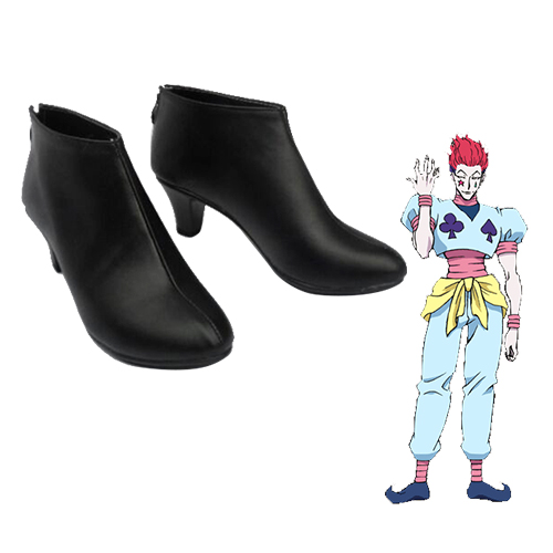 Hunter × Hunter Hisoka Cosplay Laarzen