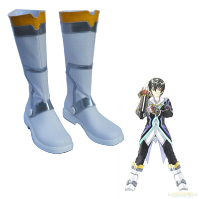 Tales of Xillia Jude Mathis Faschings Stiefel Cosplay Schuhe