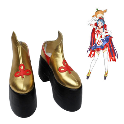 Magica Wars Aoba Naruko Cosplay Shoes UK