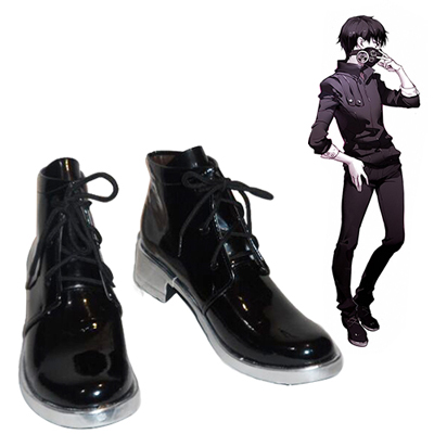 Tokyo Ghoul Ken Kaneki Cosplay Sko Karneval Støvler